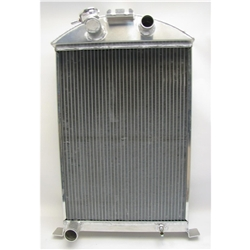 Garage Sale - Hot Rod Radiator for 1933-34 Ford w/Ford Engine