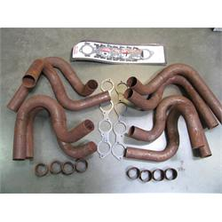 Garage Sale - Dynatech   Big Block Corvette Weld-Up Header Kit