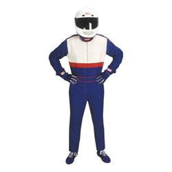 RaceQuip Double Layer Nomex One-Piece Racing Suit