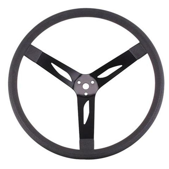Steel Steering Wheels, 15 Inch, 3 Inch Dish