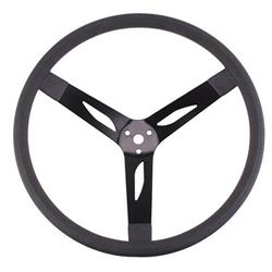 Steel Steering Wheels, 17 Inch, 3 Inch Dish
