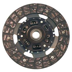 Ram 31203 2.3 Ford 7-7/8 Inch Racing Clutch, Organic Disc, Sprung Hub
