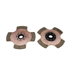 Ram Clutches 8951-2 7.25 Clutch Parts-2 Disc Pack 1-1/8 Inch-10 Spline