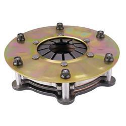 Ram Clutches 9353S Disc Clutch, Chevy Triple Disc, 26 Spline, Pre-86