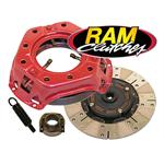 Ram Clutches 98502 Powergrip Series Clutch - Ford