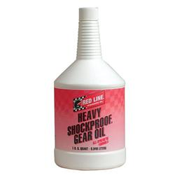 Red Line 58204 Heavy Shockproof Synthetic Gear Oil, 1 Quart