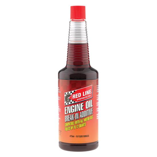 Red Line 81403 Cam Break-In Oil Lube Additive
