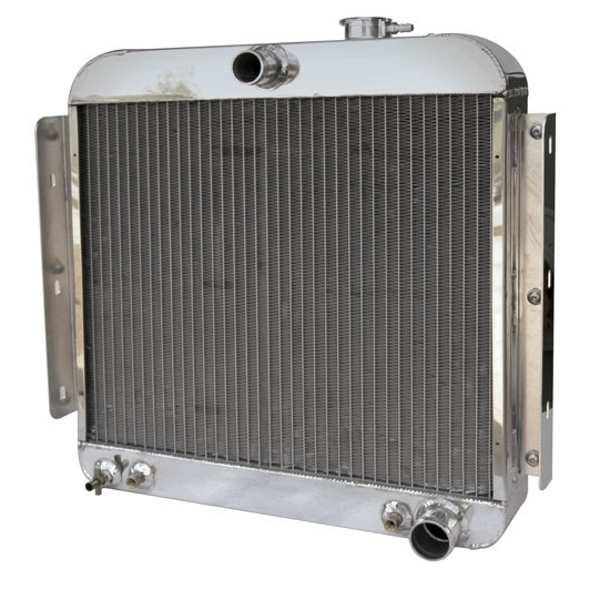 AFCO 1955-56 Chevy Aluminum Radiator, Chevy Engine