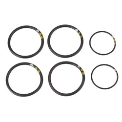Airheart Brake 121-3600 156 x Two Caliper O-Ring Overhaul Kit