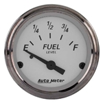 Auto Meter 1905 American Platinum Air-Core Fuel Level Gauge