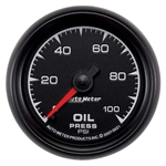 Auto Meter 5921 ES Mechanical Oil Pressure Gauge, 2-1/16 Inch