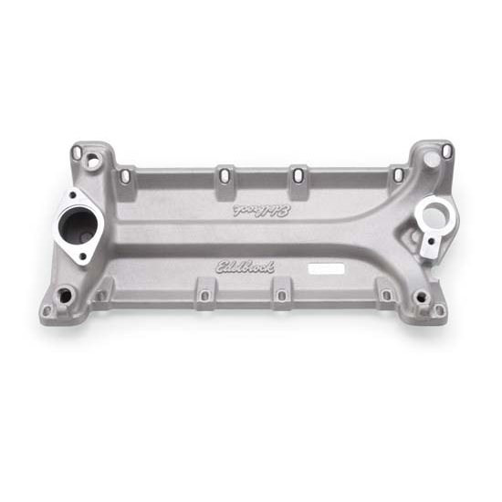 Edelbrock 2851 Carbureted Intake Manifold Valley Plates, Chevy