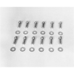 Edelbrock 8504  Intake Manifold Bolt Set, Small Block Chevy