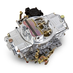 Holley 0-85670 670 CFM Street Avenger Aluminum Carburetor