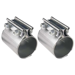 Hooker 41173HKR Stainless Steel TORCA Style Exhaust Coupler, 3 Inch