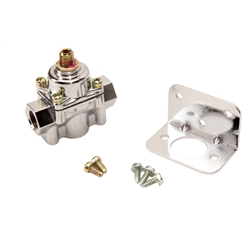 Holley 12-804 Adjustable Fuel Pressure Regulator, 1-4 PSI
