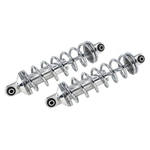 PRO Alum. Small Body Coilover Shock, 5 In. Pol., Spring Rate: 10 In.-450 lbs.
