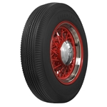 Coker Tire 643500 Firestone Bias Ply Blackwall Tire, 6.00-16