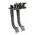 Wilwood 340-11299 Adjustable Dual Pedal, Rev. Swing Mount - 6.25:1
