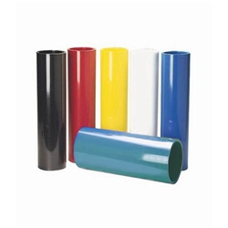 Colored Plastic Rolls, 25 Ft.