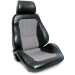 Scat ProCar Rally Bucket Seats with Houndstooth Inserts