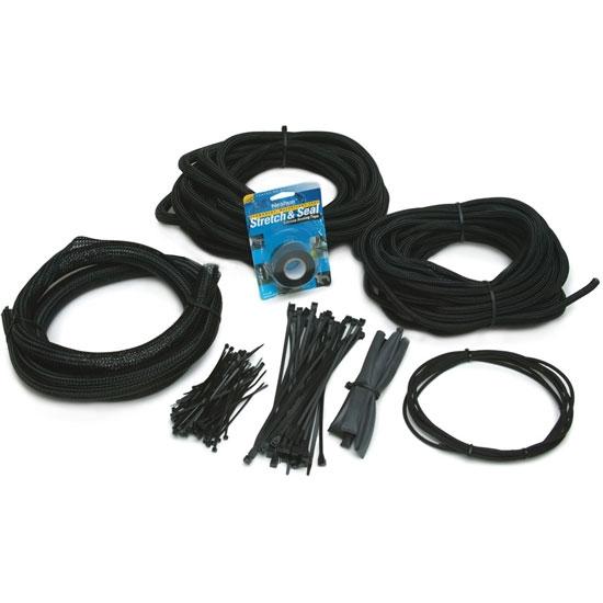 automotive wiring harness conduit conduit wiring harness painless wiring 70922 powerbraid installation conduit kit ...