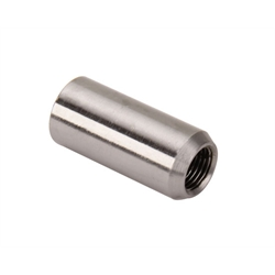 Steel Radius Rod Boss, 1/2 Inch-20 Threaded