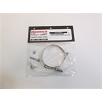 Garage Sale - Dynatech 794-90350 Exhaust Tube Clamp Collar Assembly Kit, 3-1/2 Inch