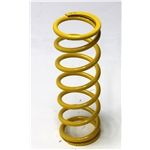 Garage Sale - AFCO Yellow 2-5/8 I.D. Coil-Over Spring, 10 Inch, 125 Rate