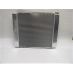 Garage Sale - AFCO Ford Light Weight Single Row 24 Inch Radiator