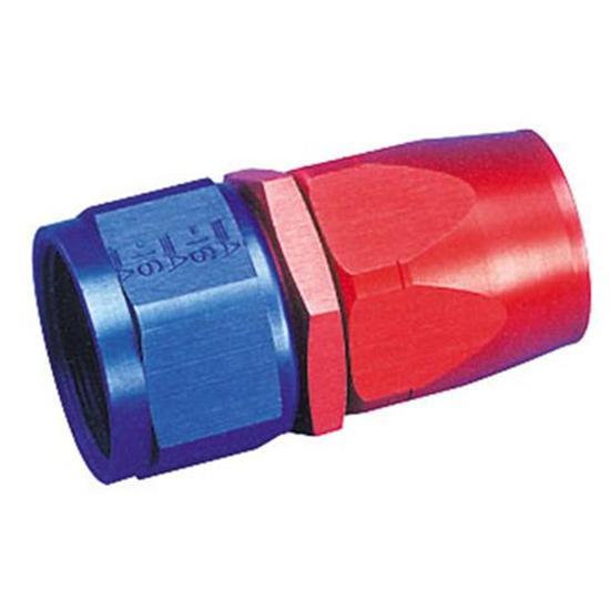 Aeroquip straight full flow swivel hose end coupler