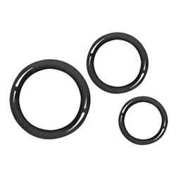 Speedway Replacement Nitrile O-Rings for -10 AN Fittings, Pack/10