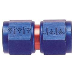 Female Aluminum Swivel Coupler, -6 AN