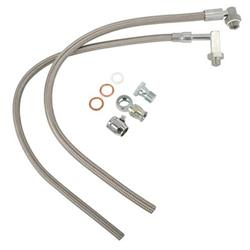 Gotta Show 131101 Mustang/T-Bird Rack &amp; Pinion Power Steering Hose Kit