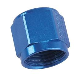 Aluminum Tube Nut Coupler, AN6 3/8 Inch