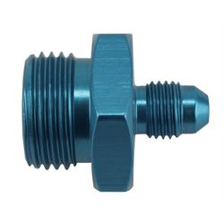 High Flow O-Ring Port Fitting, AN4 Hose, AN10 Port