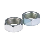 Heavy Duty Steel Jam Nut, 1-1/4 - 12