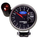 Auto Meter 880118 Ford Racing Air-Core Pedestal Tachometer Gauge