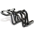 Dynatech® Chevy Street Stock Headers, 1-3/4 Primary, 3-1/2 Inch Collector