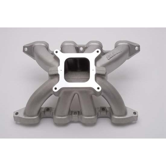 Edelbrock 28488 Victor ROX 2-Piece Intake Manifold, Small