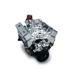 Edelbrock 45611 Performer RPM 9.5:1 Performance Crate Engine, 410 HP