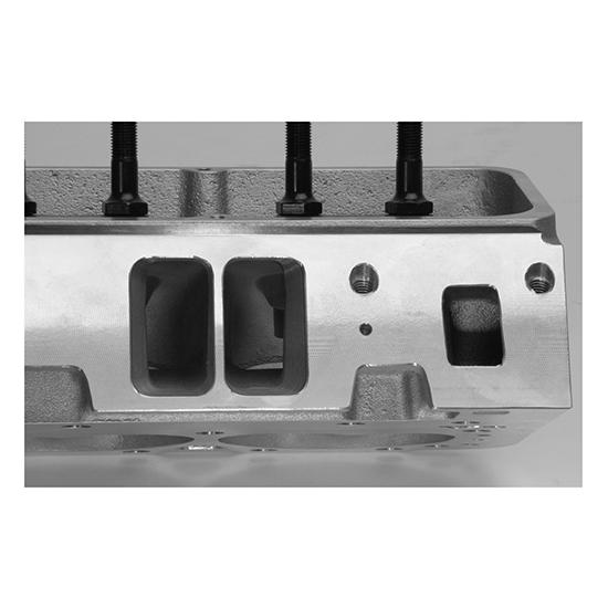Edelbrock 60969 E-Tec Cylinder Head, Bare, Chevy