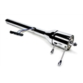 Ididit 1120300020 Tilt Wheel Steering Column, 30 Inch, Chrome