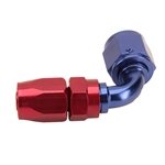Fragola 229009 90 Degree Adapter Hose End Fitting, -8 AN to -10 AN