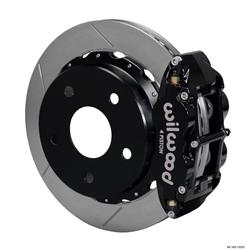 Wilwood 140-13333 FNSL 4R Rear Brake Kit, Big Ford 2.36 Off, Bronco