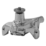 Tuff Stuff 1449NA 1969-86 Small Block Chevy Chrome Water Pump