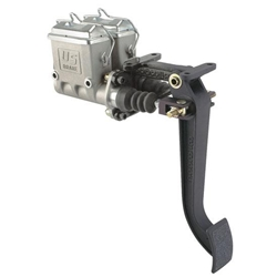 US Brake Swing Mount Dual Master Cylinder Pedal