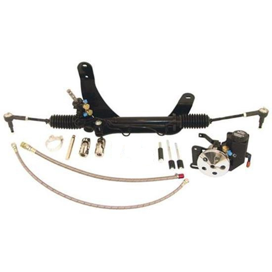 1968-74 Mopar B Body Rack and Pinion Kit - Small Block Engine