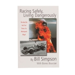 Book - Racing Safely, Living Dangerously - Bill Simpson
