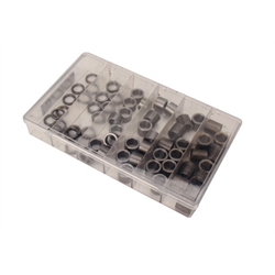 60 Piece 5/8 Inch Heim/Rod End Spacer Kit